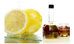 VINEGARS & LEMON DRESSING