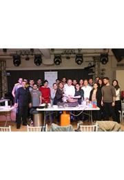 Training seminar at the I.P.T of Syros
