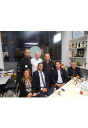 Presentation of our products at Creta Chef Club